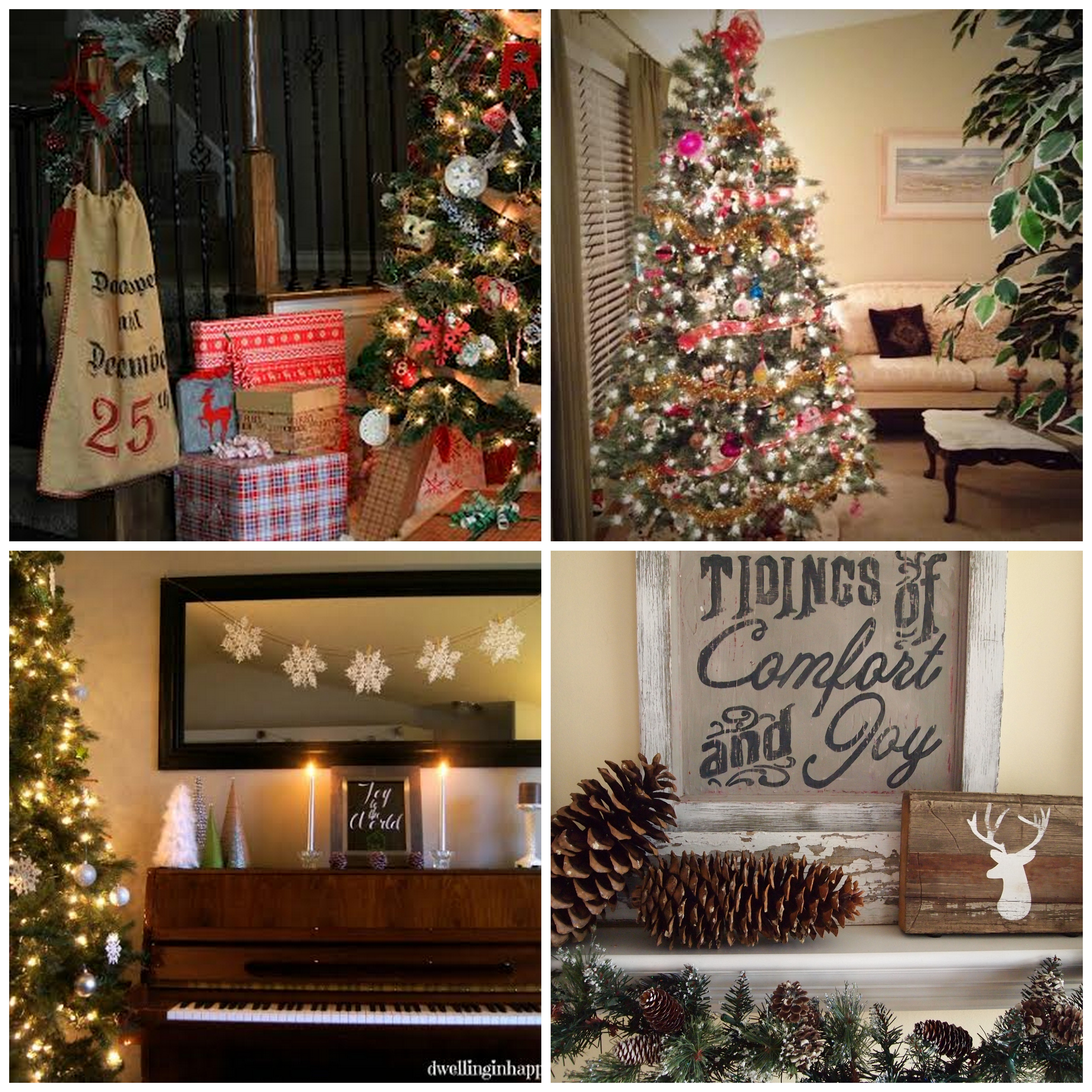 Holiday Home Tour: A Cozy And Simple Christmas Tour