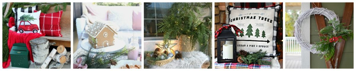 A Festive Christmas Tablescape! 12