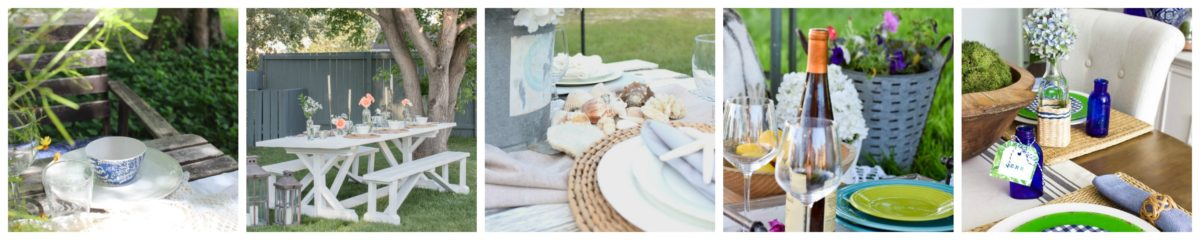 An Unorthodox Summer Tablescape 14