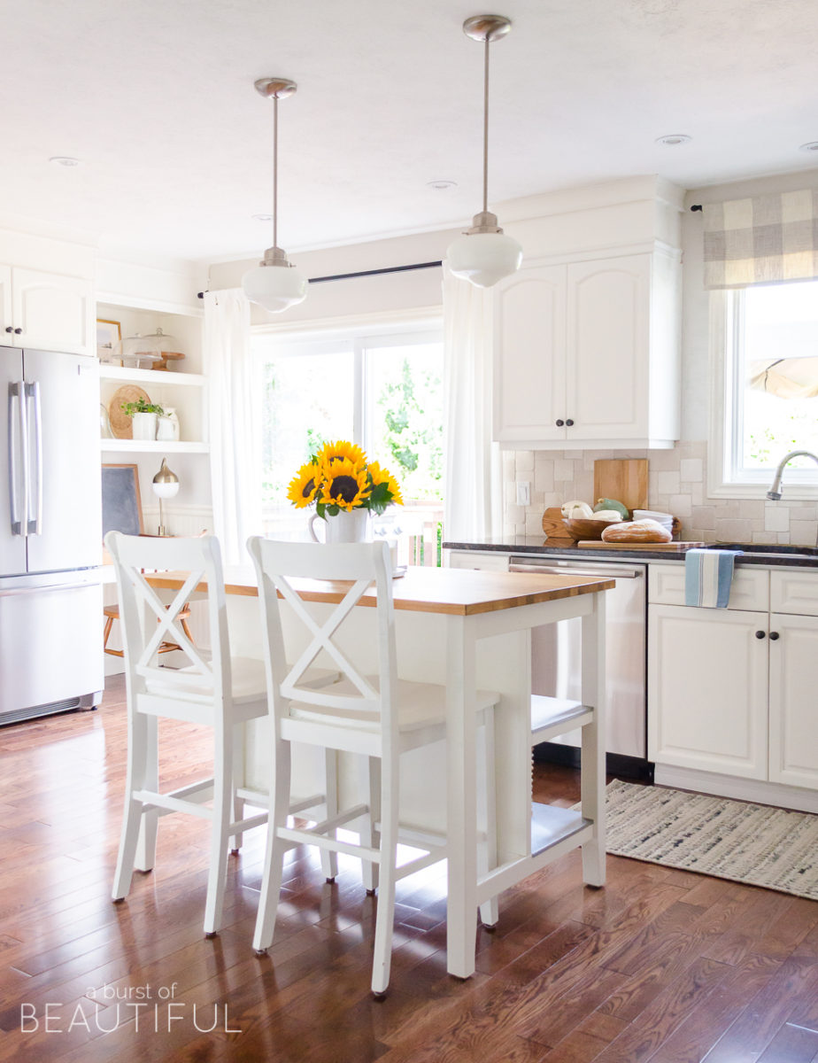 10 Beautiful Farmhouse Kitchens Joy In Our Home