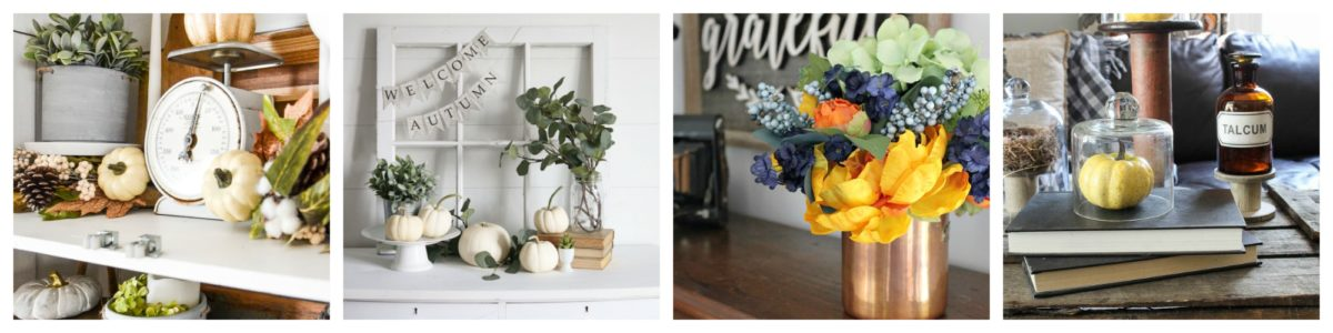 A Surprise 'Pop' of Color for our Fall Tablescape 17