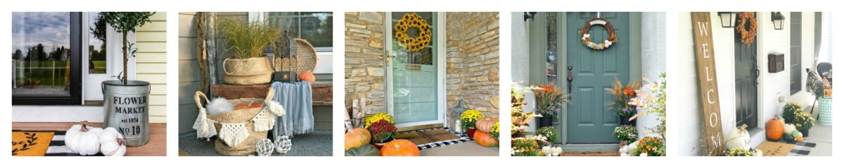 How to Create a Perfect Vignette for Fall - Fall Festival Blog Hop 16