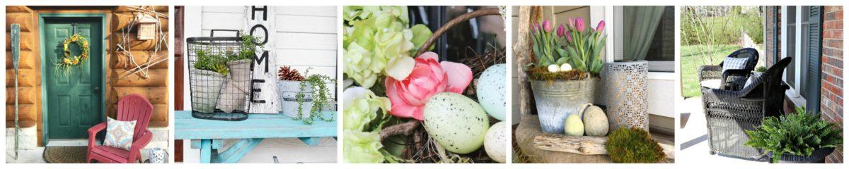 Boxwood Spring Tablescape: Spring Festival Blog Hop 22