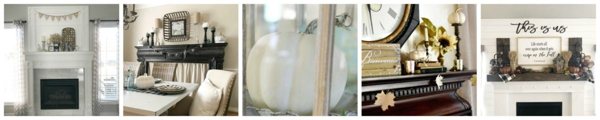 How to Create a Perfect Vignette for Fall - Fall Festival Blog Hop 12