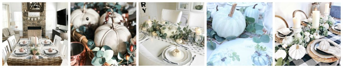 How to Create a Perfect Vignette for Fall - Fall Festival Blog Hop 13