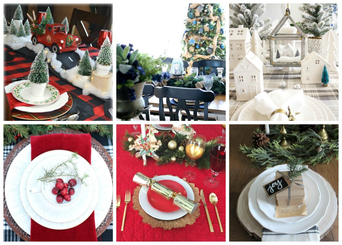 Decorating the Mantle for the Holidays - A Christmas Festival Blog Hop 21